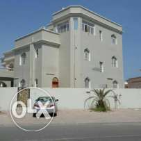 For bachelors or small f 2bed room Flat for rent mawleh no family hall