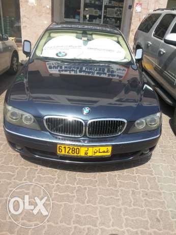 BMW 730 LI 2008 - For Sale - In Very Good Condition NO 1 مسقط -  7