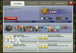 Th9 maxed base for sale!!!