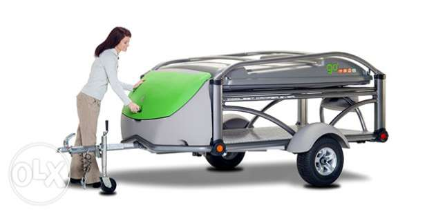 Camping Trailer / Quad Bike Trailer