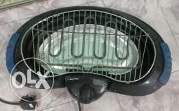 Ikon electric grill w steaming
