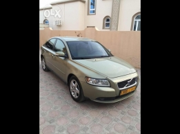 volvo s40 2010 green for sale
