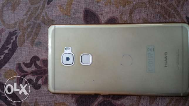 I wanna sell my new huawei mate s صحار -  2