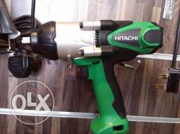 hitachi impact gun electrical