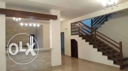 KP 265 Part of twin villa 5 BHK in south mawaleh for rent