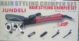 Hair Styling Grimper Set