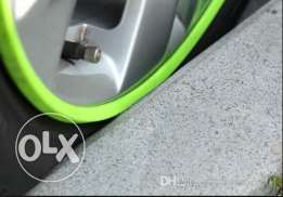 Car Rim Protectors Colours Colours Mag Alloy Wheel Protectors
