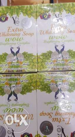 wow extra whitening soap- BUY 1 GET 1 FREE