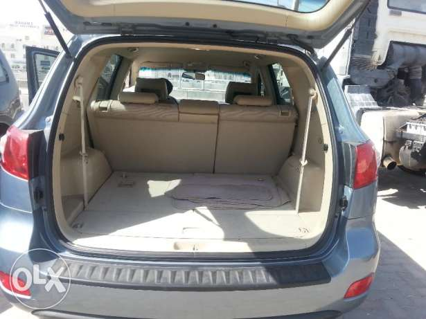 2007hundai santafe full automatic excellent condition4wd مسقط -  2