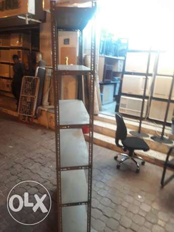 Steel rack available for sale. If needed please call مسقط -  2