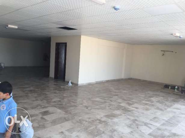 e1 commercial shops for rent in bowsher opposit daulphin village بوشر -  2