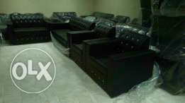 Brand new leather sofas 7 seater