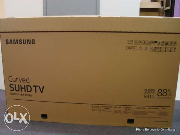 """Samsung 88"""" Curved Smart HDTV LED LCD HD TV"""