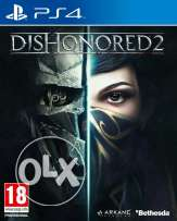 Dishonored 2 for ps4