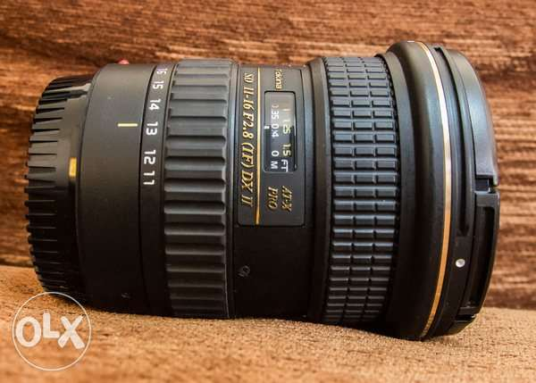 Tokina 11-16mm f2.8 Ultra wide Lens for Canon مسقط -  4