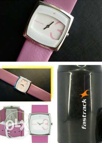 Fastrack watch at reduced price
