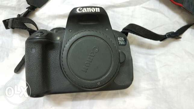 Canon 700d accessories مسقط -  2