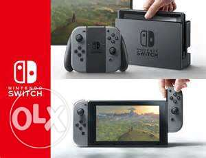 Nintendo switch is available with a free game bundle offer