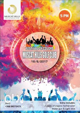 color & music events