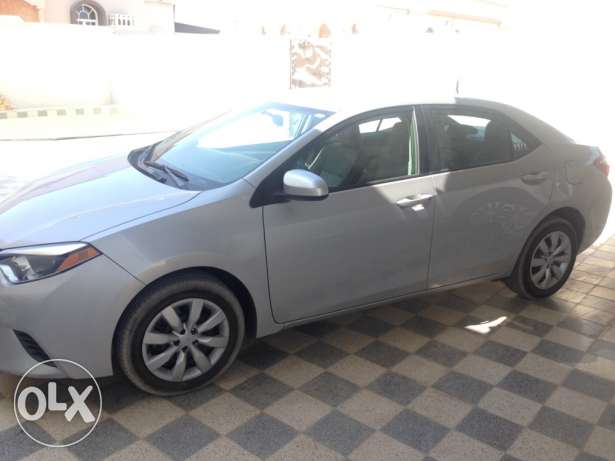 Toyota Corolla 2016 for sale بركاء -  5