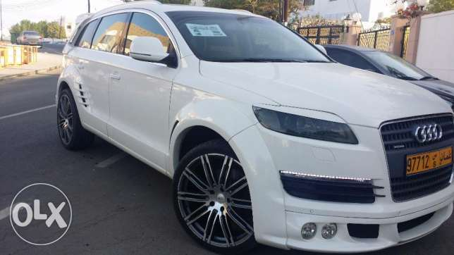 Fully Modified 2008 Audi Q7 For Sale مسقط -  1