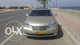 Lexus 2011 full automatic gold colour japan