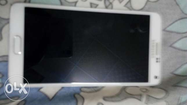 Samsung Galaxy Note 4 White مطرح -  6