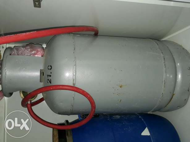 Gas cylinder for sale