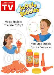 juggle bubbe for kids