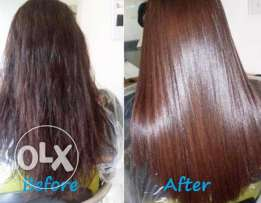 silkeratine oil replacement fOR milky damage hair- BUY 1 GET 1 FREE