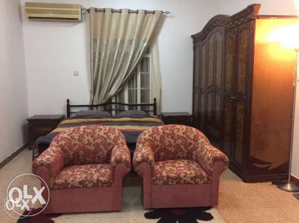Fully Furnished Room For Rent In Al Ghubra