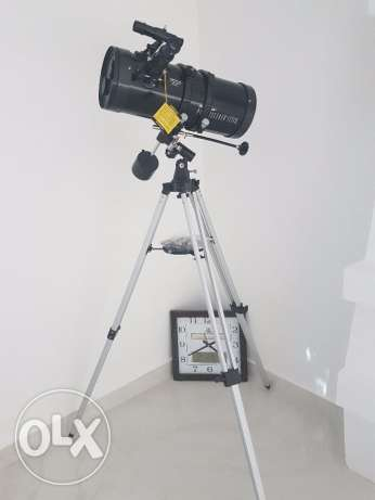 Powerseeker 127EQ Telescope for sail المضيبي -  3