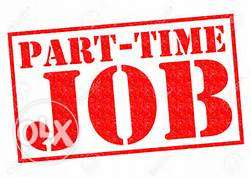 Looking for any suitable Part time job (Driving license )