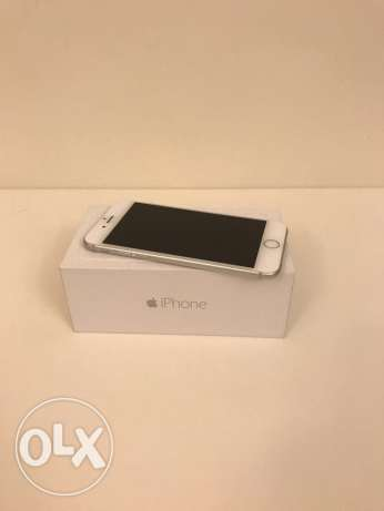 IPHONE 6 (64 GB) white, in good condition. Original Box