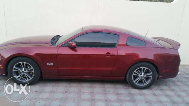 2014 Ford Mustang V6 ,50000 KM only, ROUSH EXHAUST. مسقط -  7