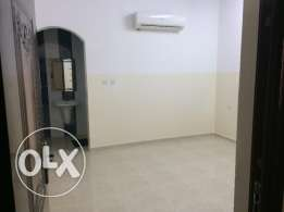 Flat for rent in Al Mabelah south with AC