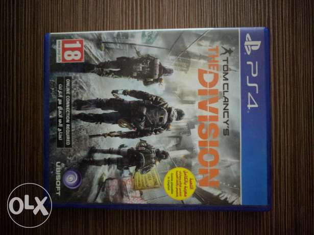 the division ps4 for sale