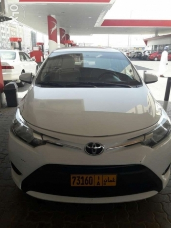 Sale Toyota Yaris model 2014