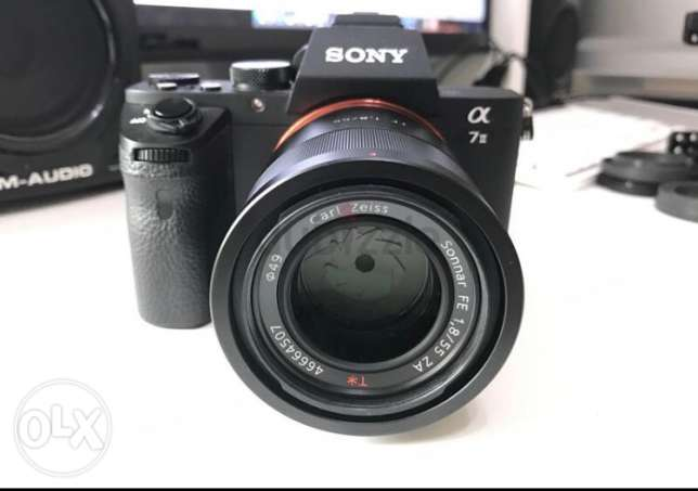 sony a7ii for sale