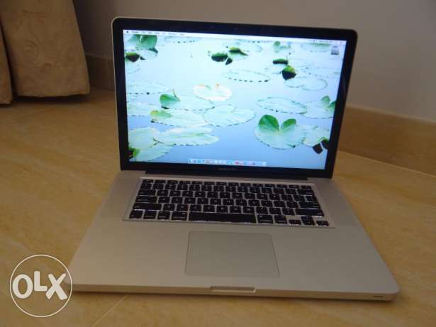 macbook pro 2012 model مسقط -  2