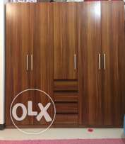 used brown cabinet