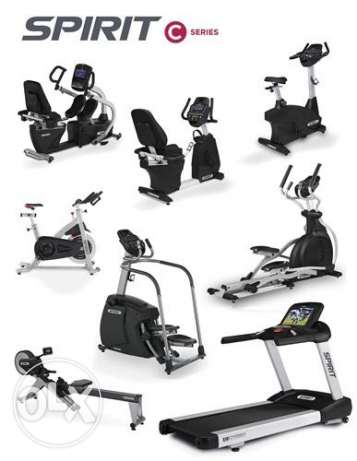Gym equipment for home and Commercial, Spirit Fitness USA,