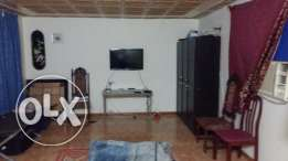 Room for rent for family or bachleor