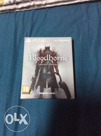 bloodborne collectors edition for sale