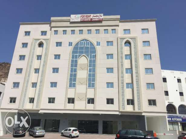 Flats with Spacious Two Bedrooms opposite Al Nahda Hospital