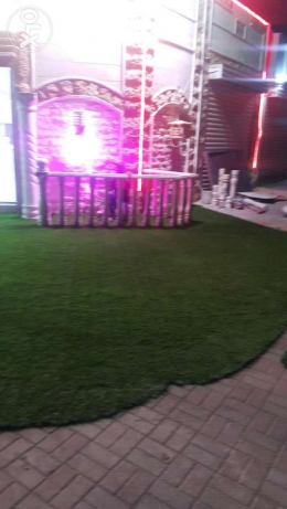 Artificial grass installation and delivery free