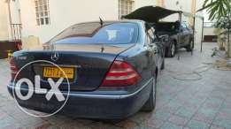 S Class very Good condition sell or exchange