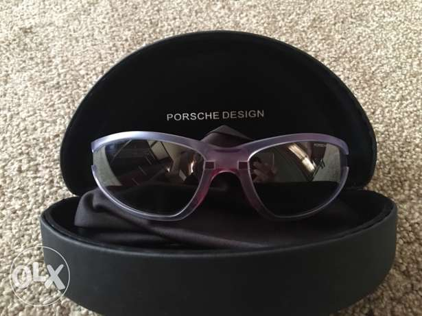 Porche Design sunglasses with box مسقط -  1