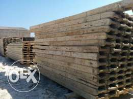 Renting of Dhoka and form work supports for concrete works.