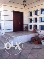 5BHK villa FOR RENT in North Al-Hail with pool & gym near beach